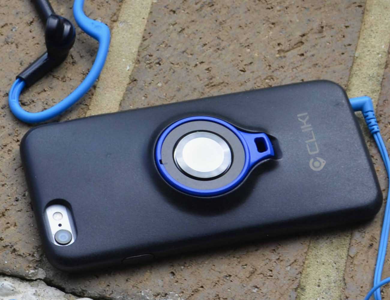CLIKI – Removable Smart Control Button Case