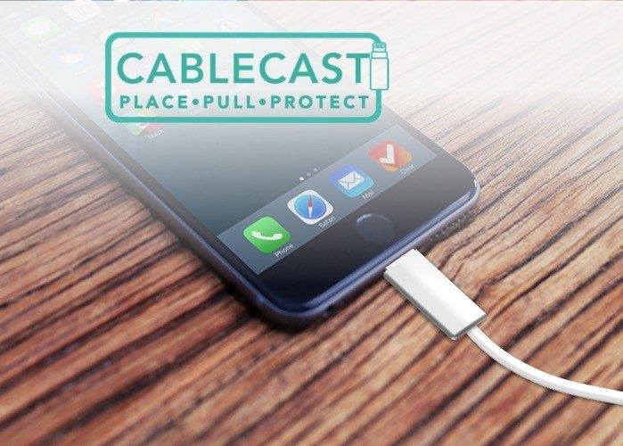CableCast – Lightning Cable Protector