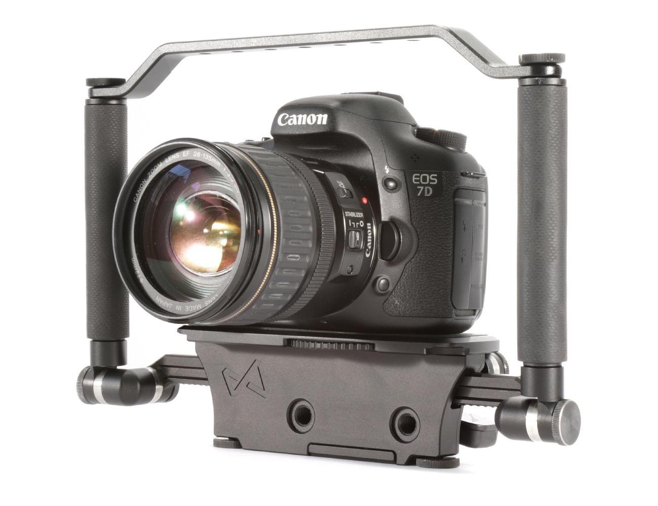 LOKI: The Ultra-Portable, Modular And Robust Camera Rig