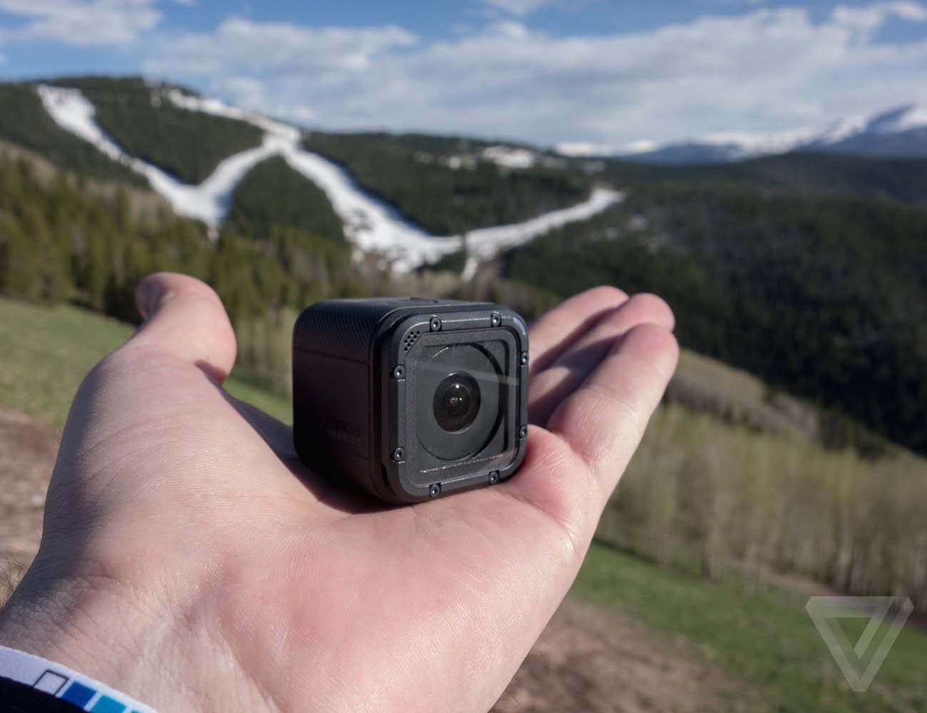 Carbon Fiber Gopro Hero4 Session Wrap