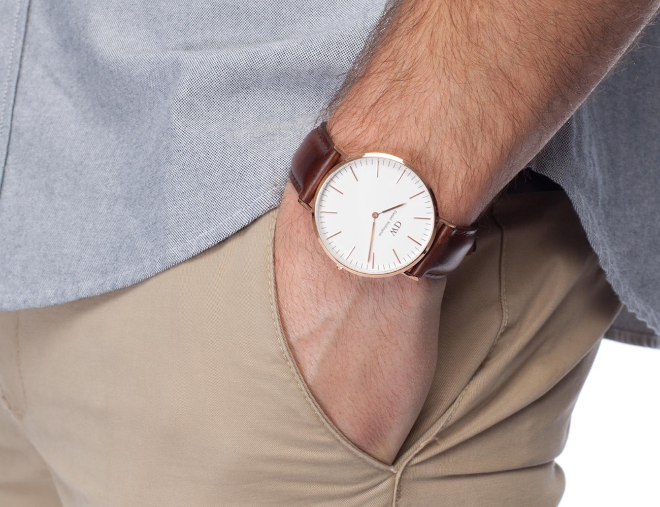 daniel wellington bristol analog quartz watch gadget flow. Black Bedroom Furniture Sets. Home Design Ideas