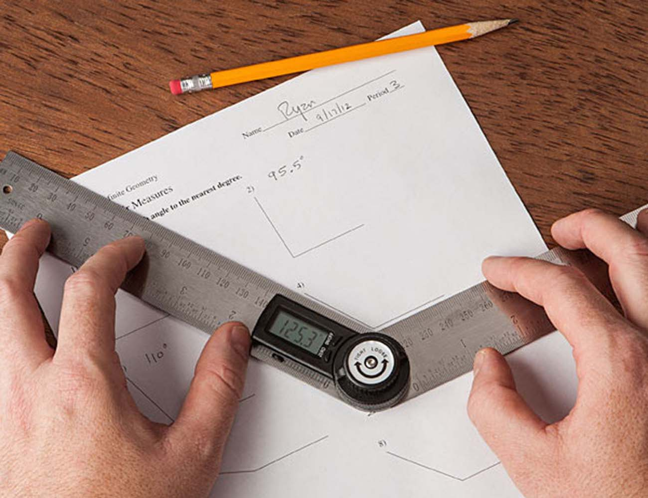 Digital Protractor – Take the Guesswork Out of Measurement Forever