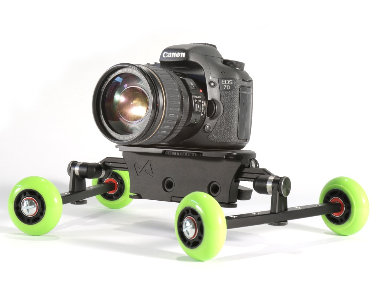 LOKI: The Ultra-Portable, Modular And Robust Camera Rig