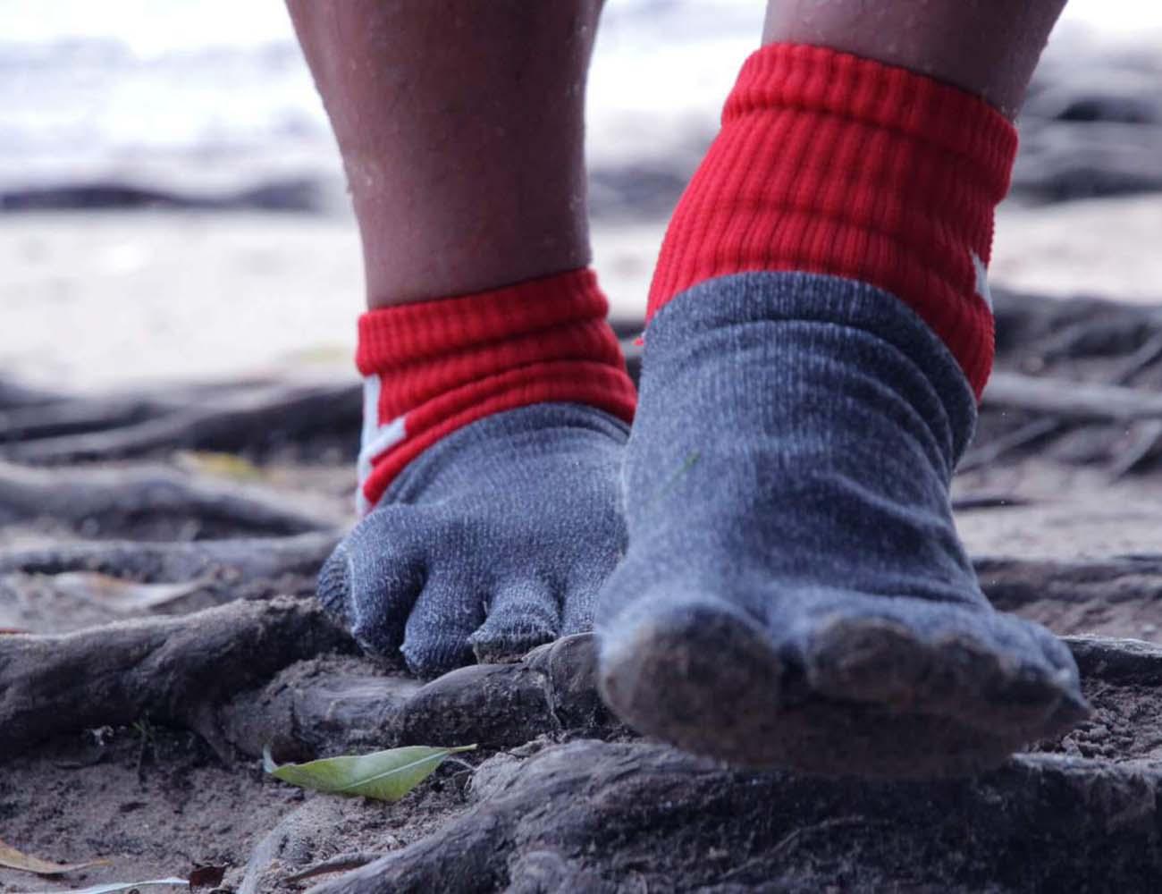 FYF – The World's Most Minimalist Footwear