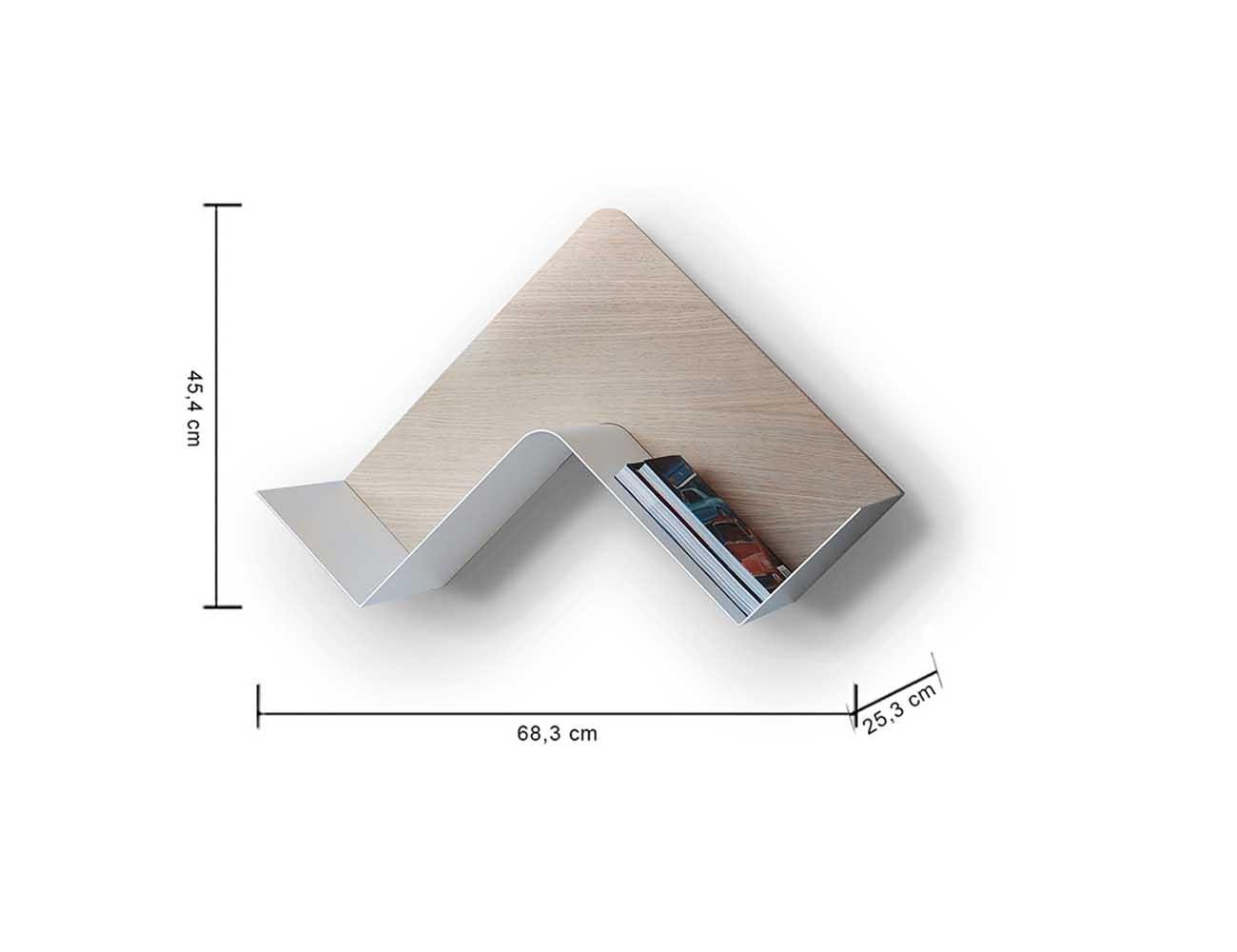 Fishbone Shelf