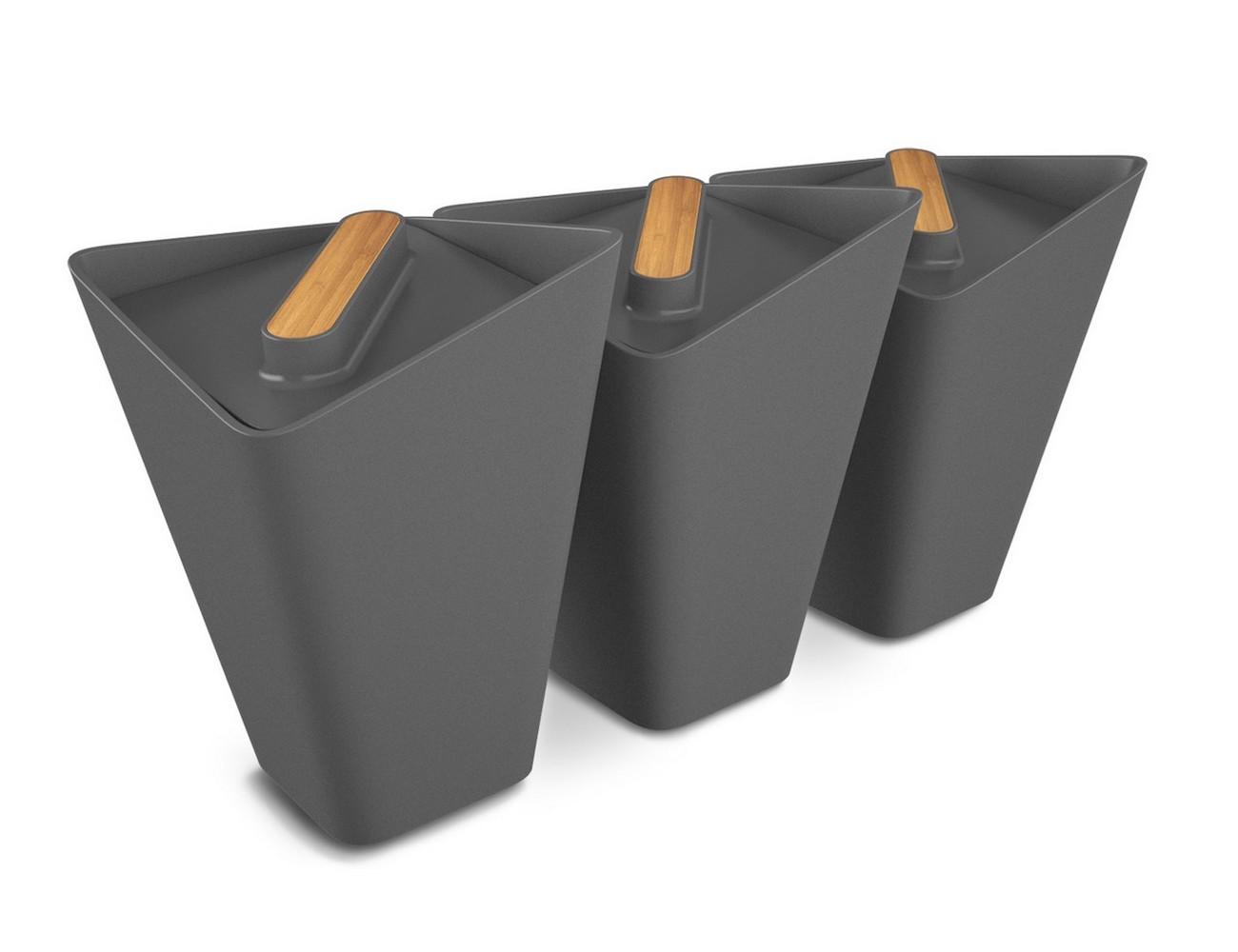 Uncategorized Designer Kitchen Storage Jars forminimal storage jar set gadget flow set