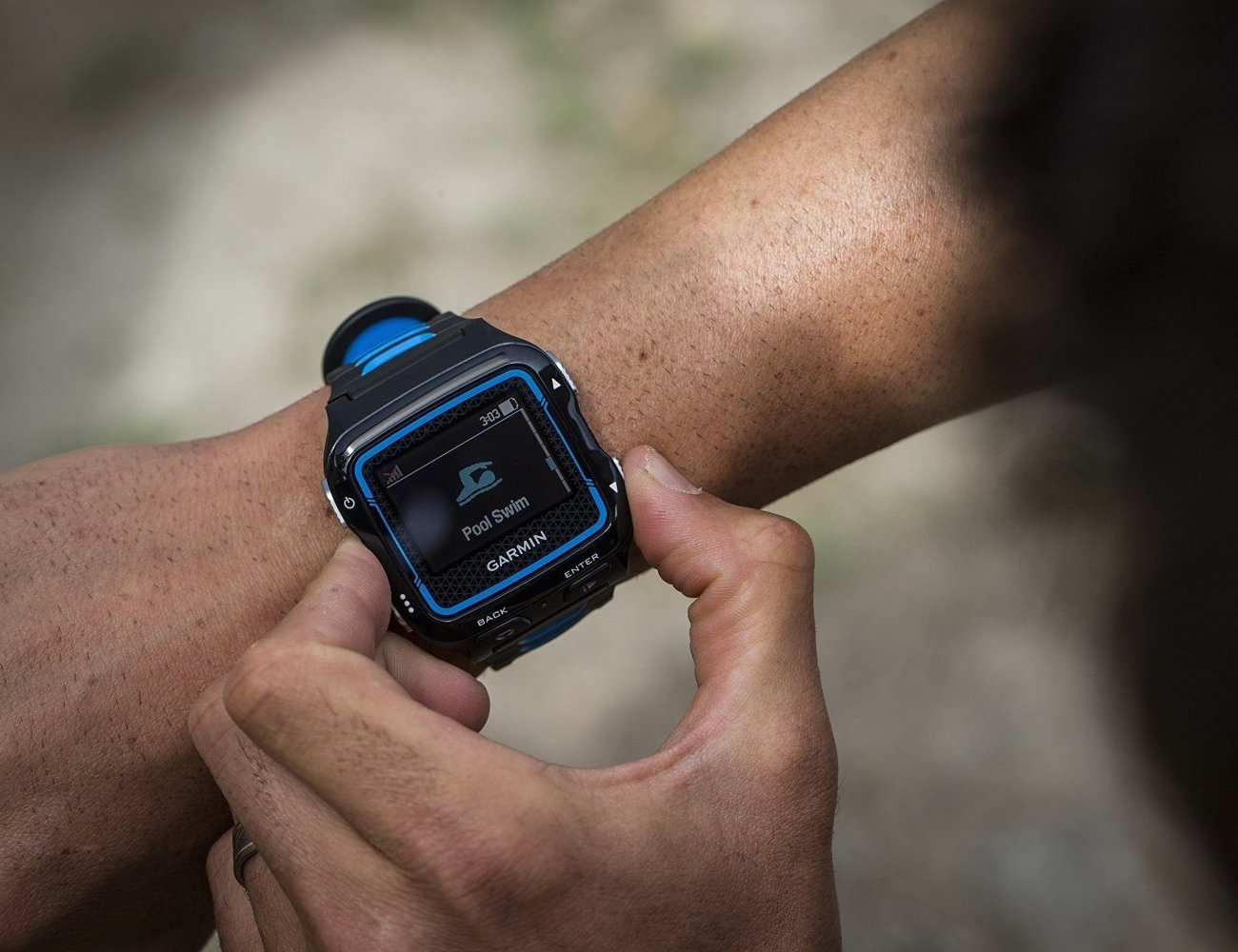 Garmin Forerunner 920XT GPS Fitness Watch