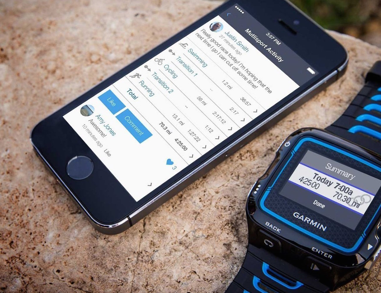 Garmin Forerunner 920XT GPS Fitness Watch