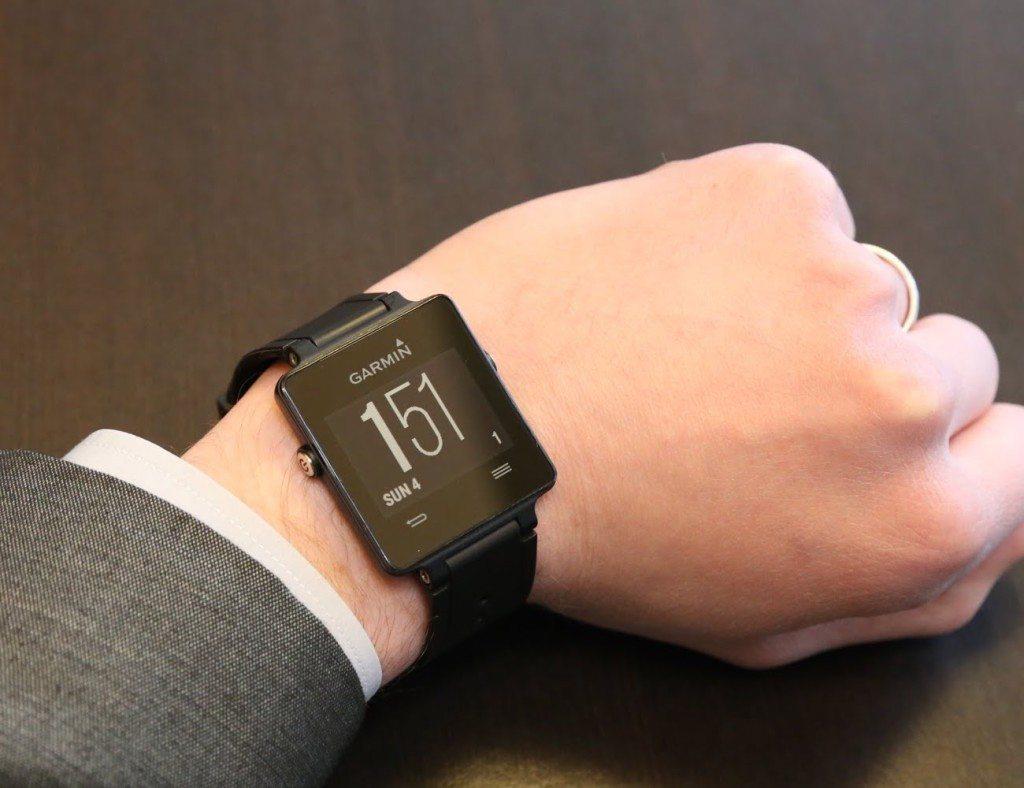 Garmin+Vivoactive+Smartwatch