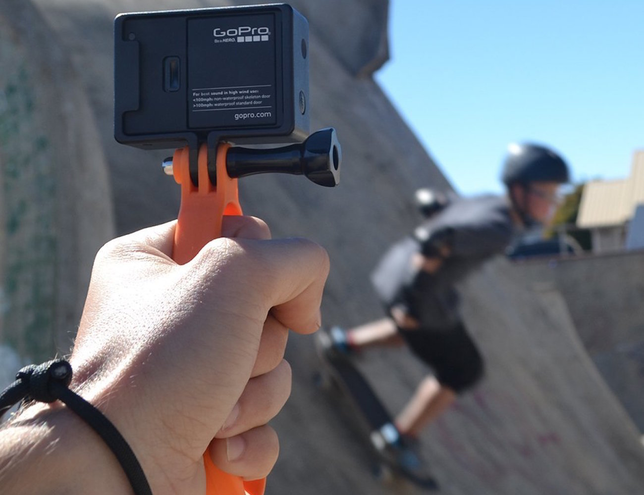 GoKnuckles+%26%238211%3B+Handheld+Mount+For+Your+GoPro+HERO+Camera
