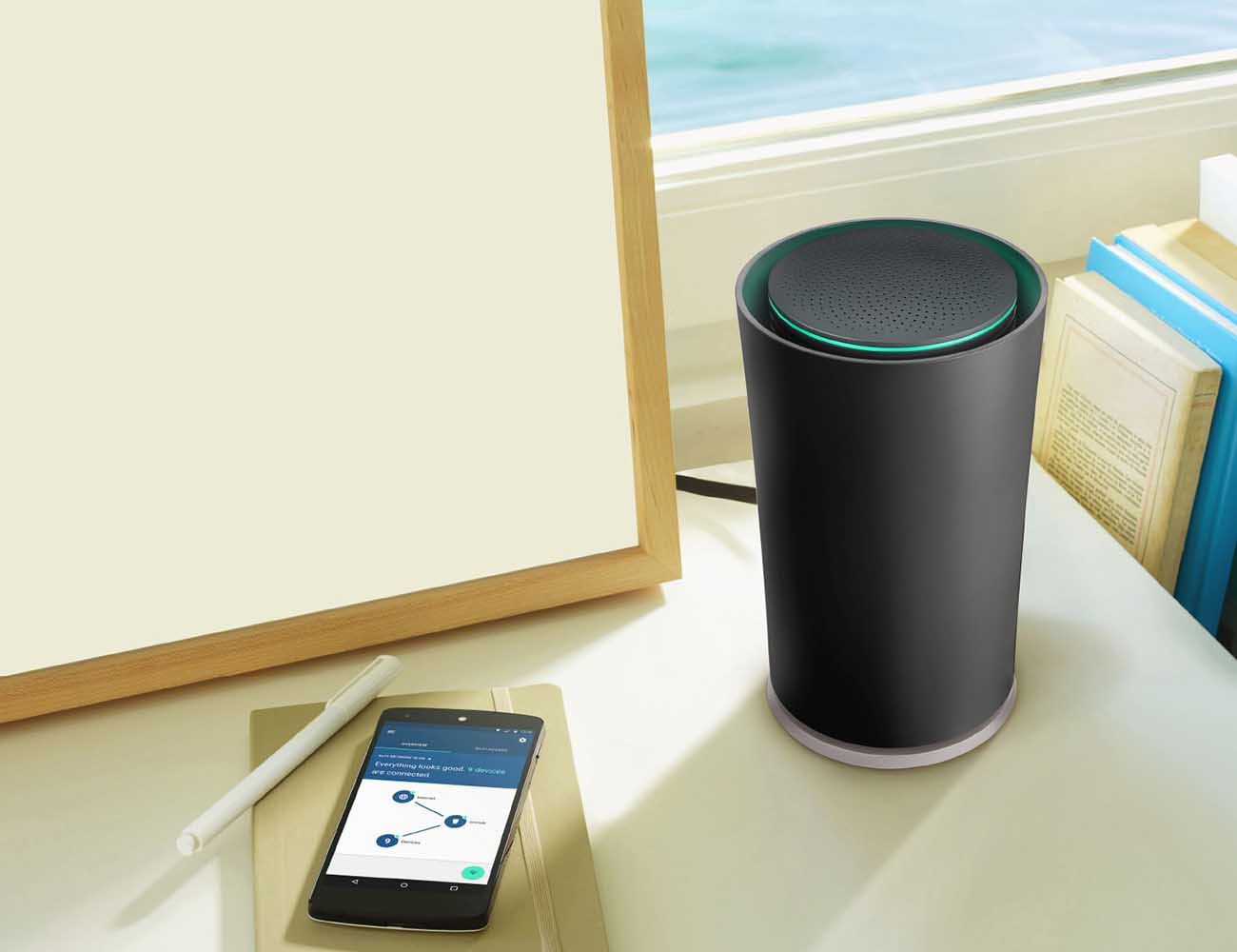Google OnHub WiFi Router