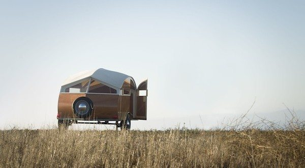 Escape From The Daily Grind With This Luxury Camper