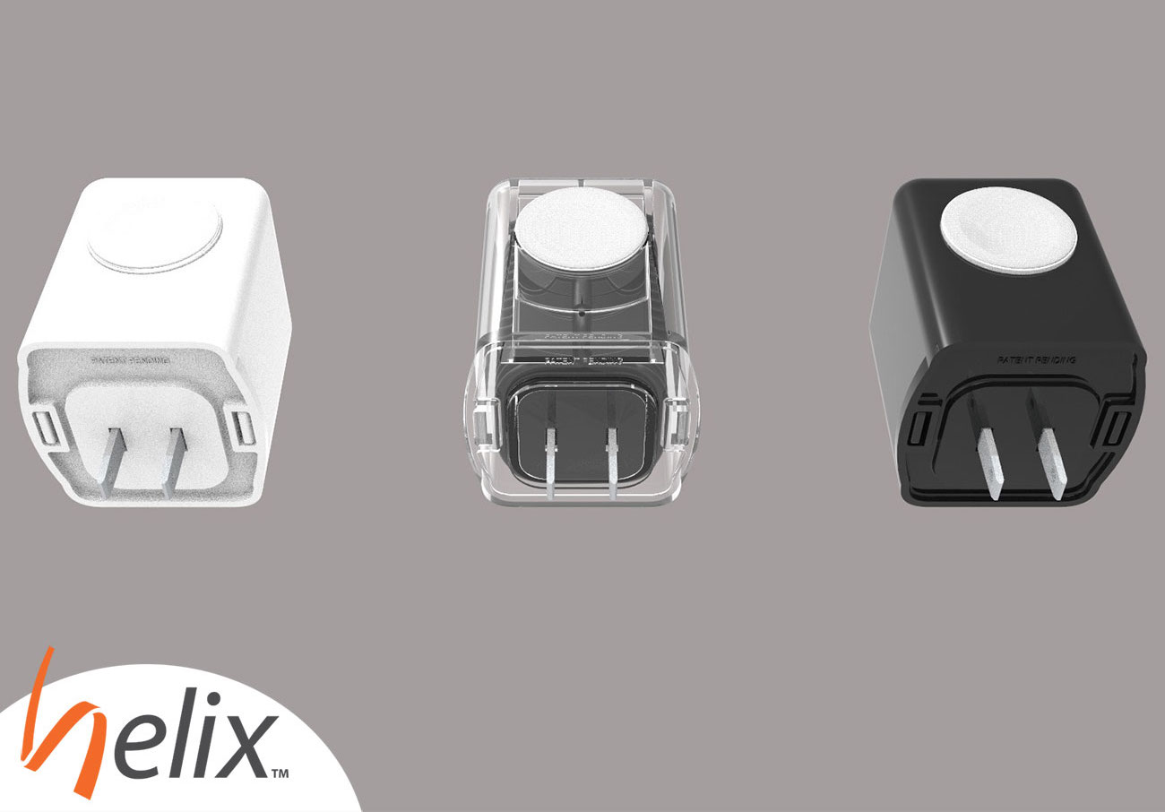 Helix Dock for Apple Watch