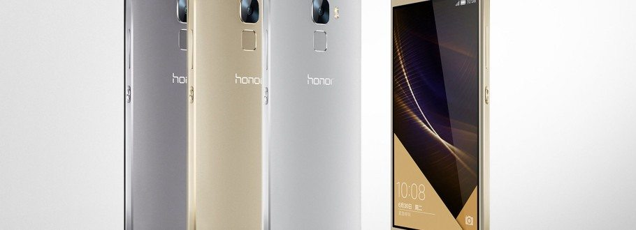 Huawei Honor 7: Another Solid Offering at an Affordable Price