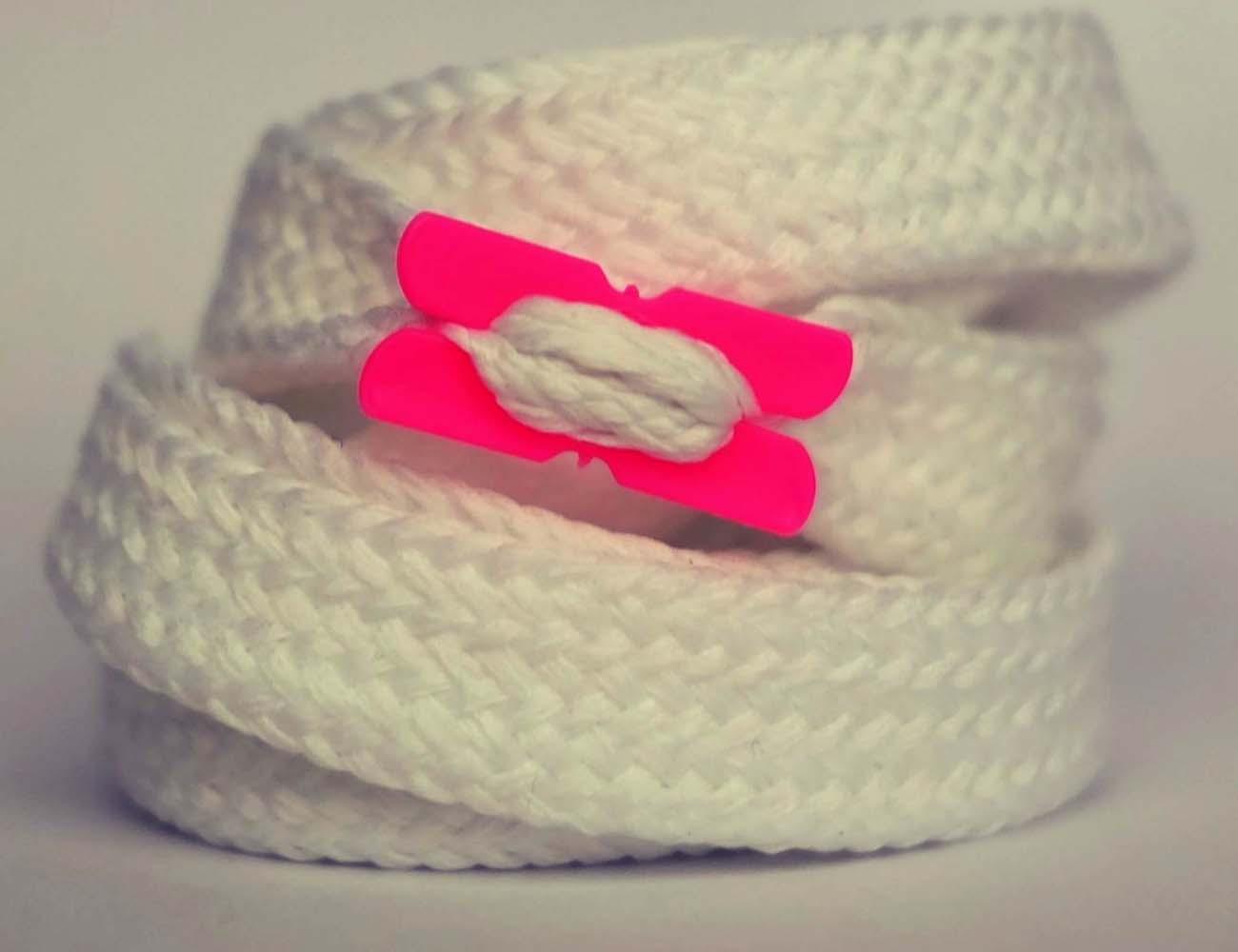 Innie Shoelace Fastener
