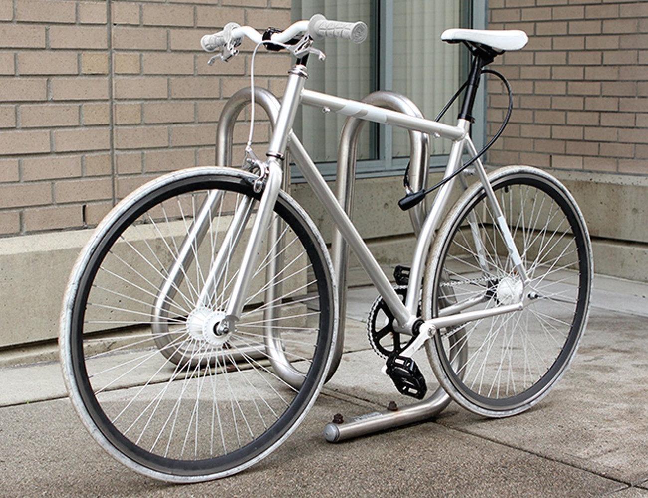InterLock Crosstown Post Bicycle Lock