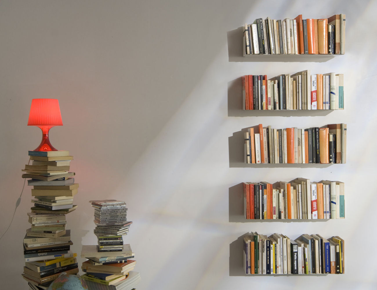 Judd wall shelves by teebooks keep your books suspended in air judd wall shelves by teebooks keep your books suspended in air amipublicfo Image collections
