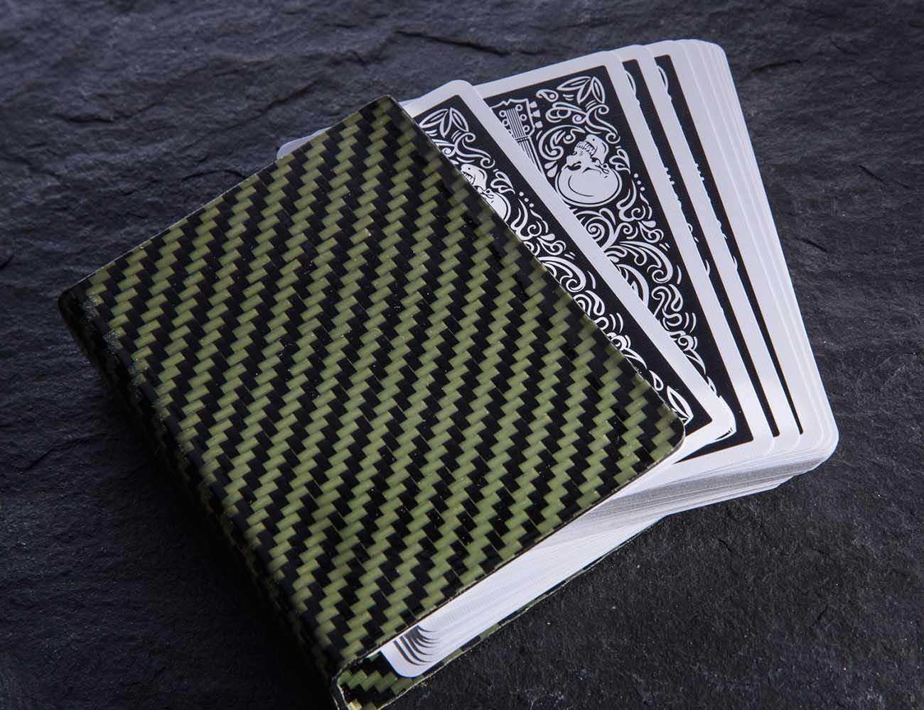 Kevlar Playing Cards