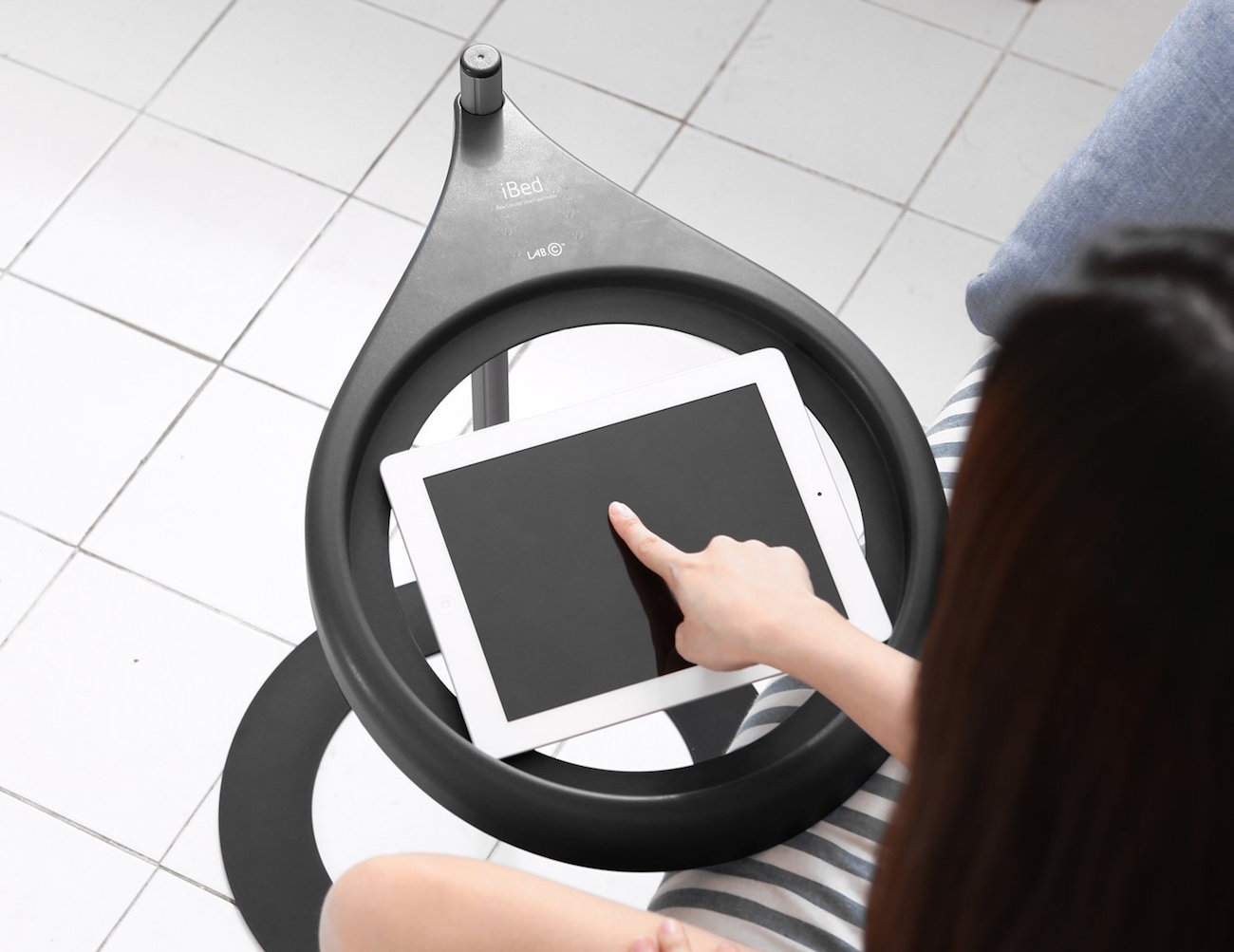 LABC – iBed Tablet Stand