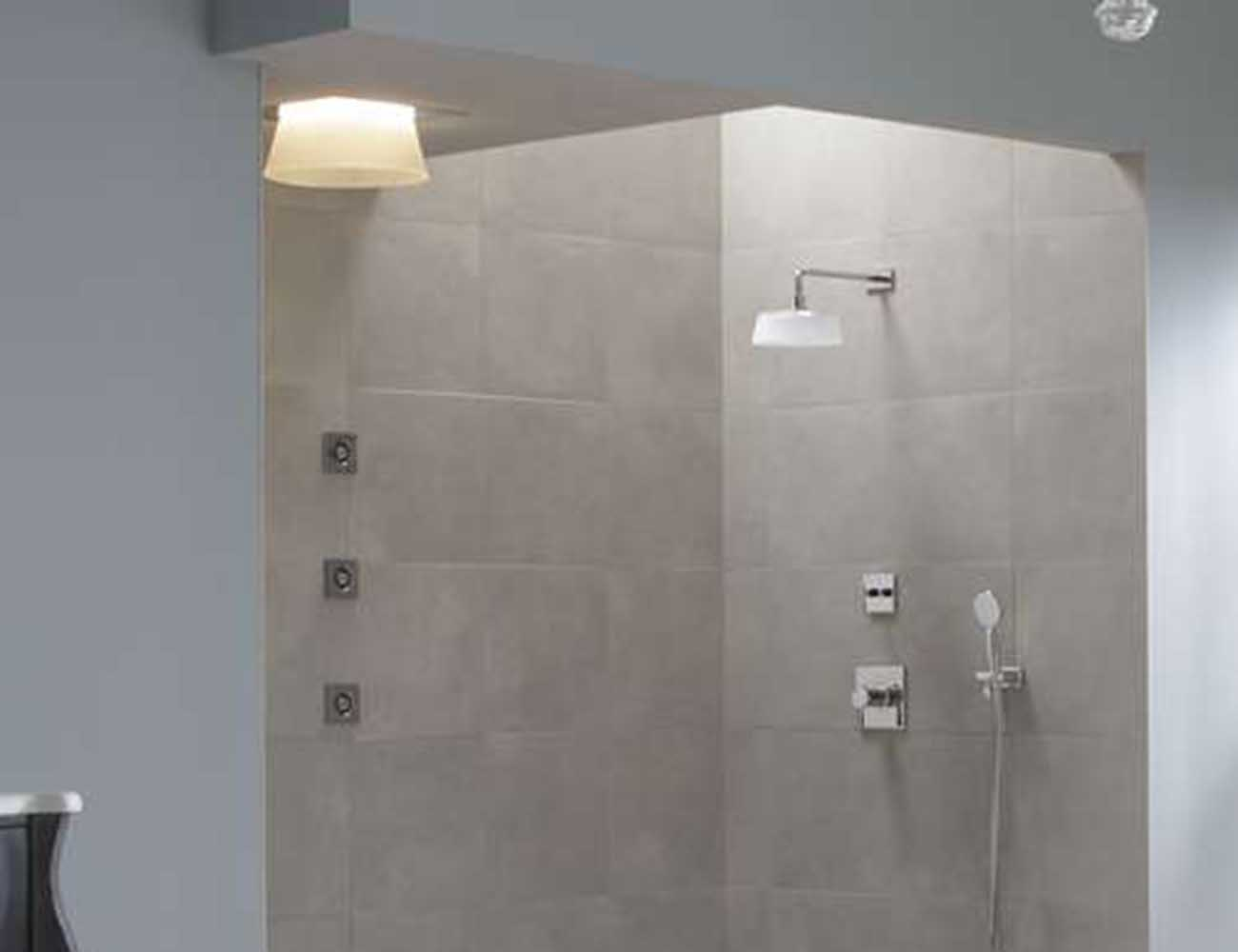 LED Ceiling Mounted Shower by Toto