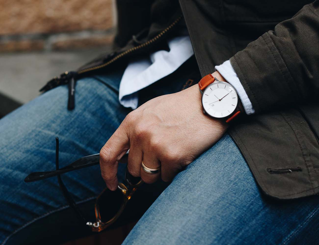 Linjer Minimalist Watches