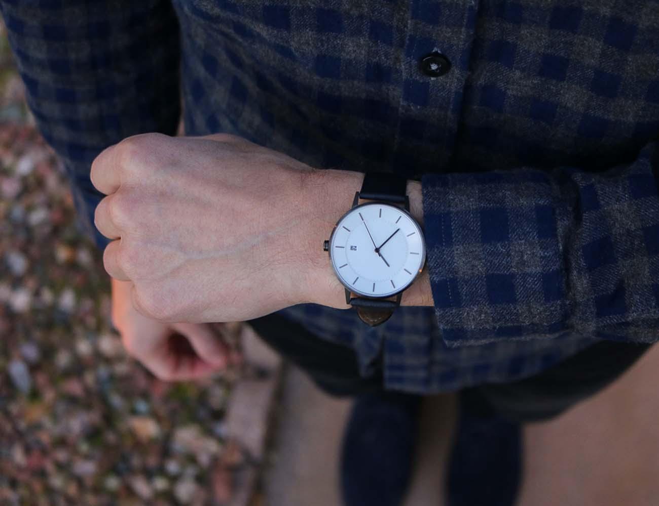 Linjer Minimalist Watches