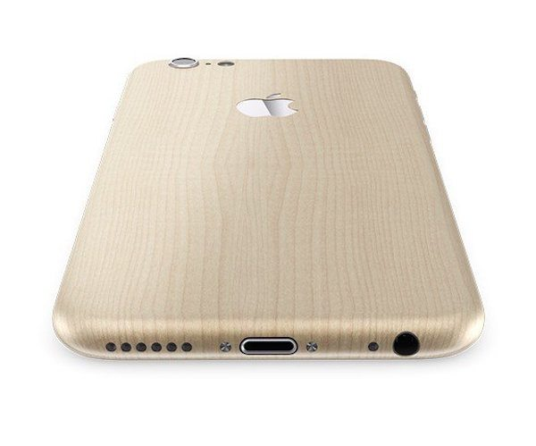 Maple Wood iPhone 6/6s Wrap