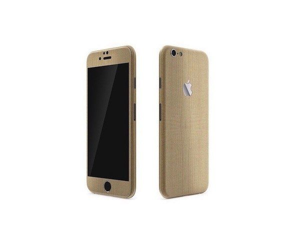 Maple Wood iPhone 6/6s Wrap