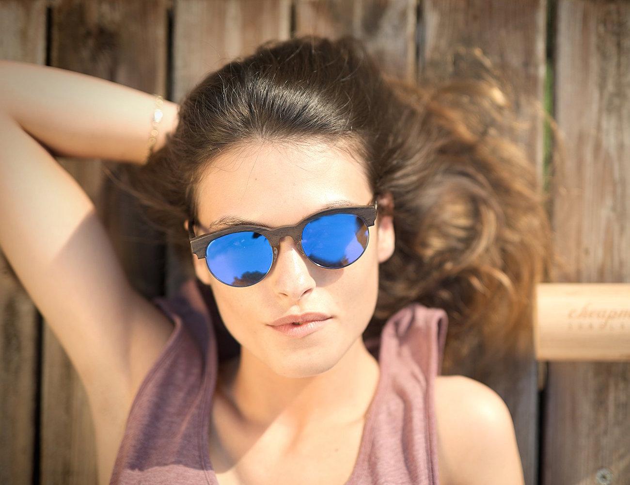 Mercury Wooden Sunglasses
