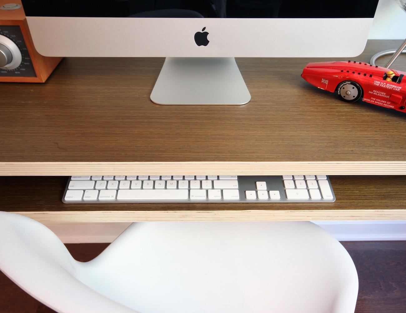 Minimal Float Wall Desk By Orange22 Multi Use