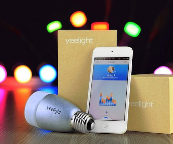 Mobile Phone Controlled Ble Seven Colors LED Light