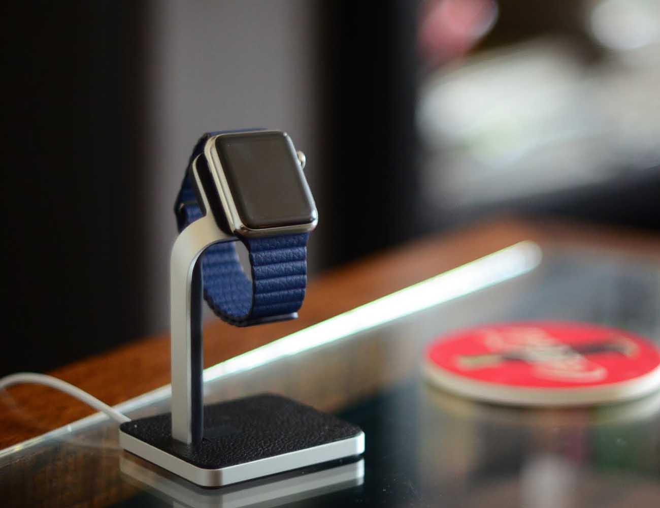 Mophie Apple Watch Charging Dock