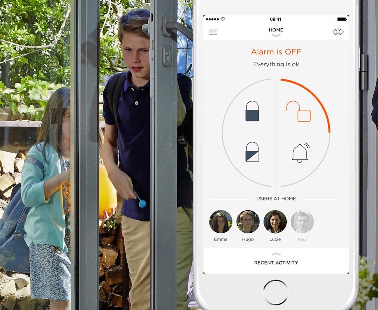 Myfox Smart Home Alarm