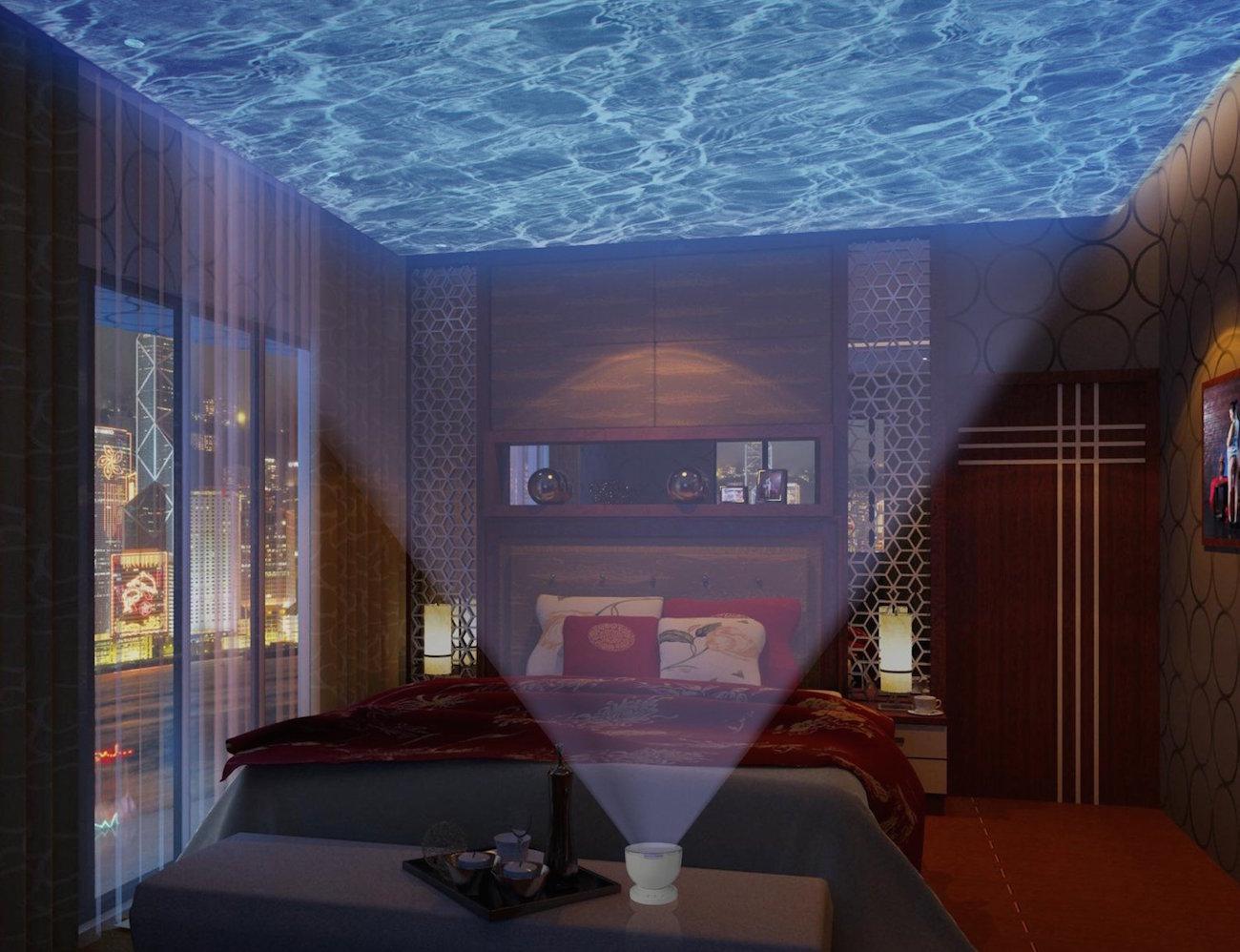 Ocean+Waves+Projector+Lamp+%26amp%3B+Speaker