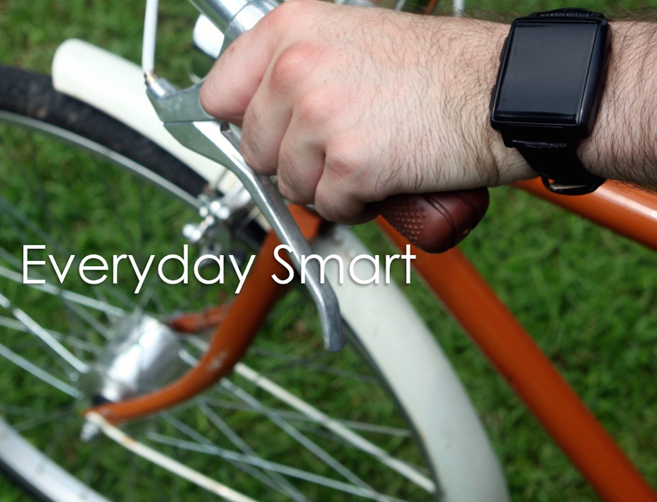 Omate X Smartwatch – Push Notifications from iOS and Android