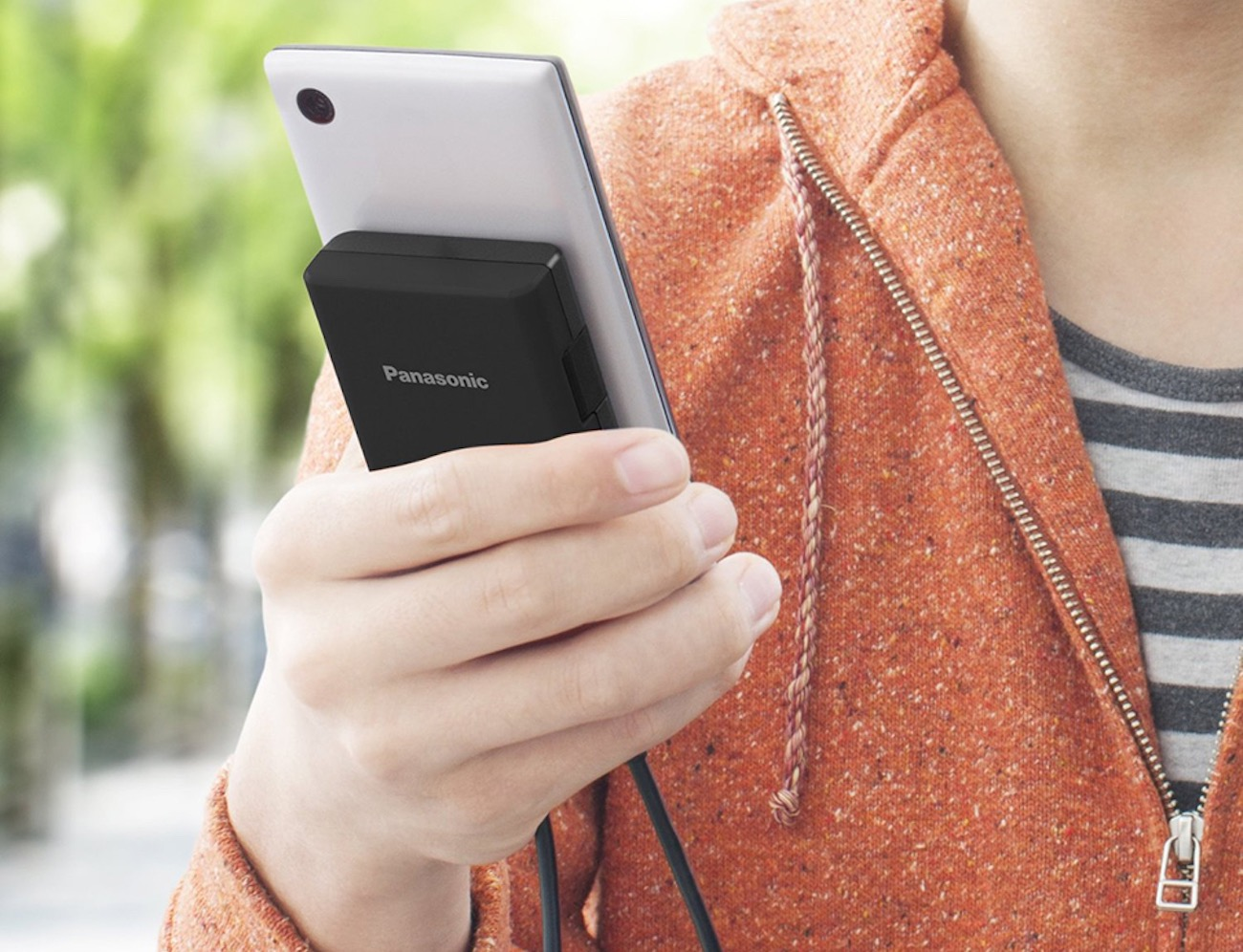 Panasonic Mobile Travel Charger