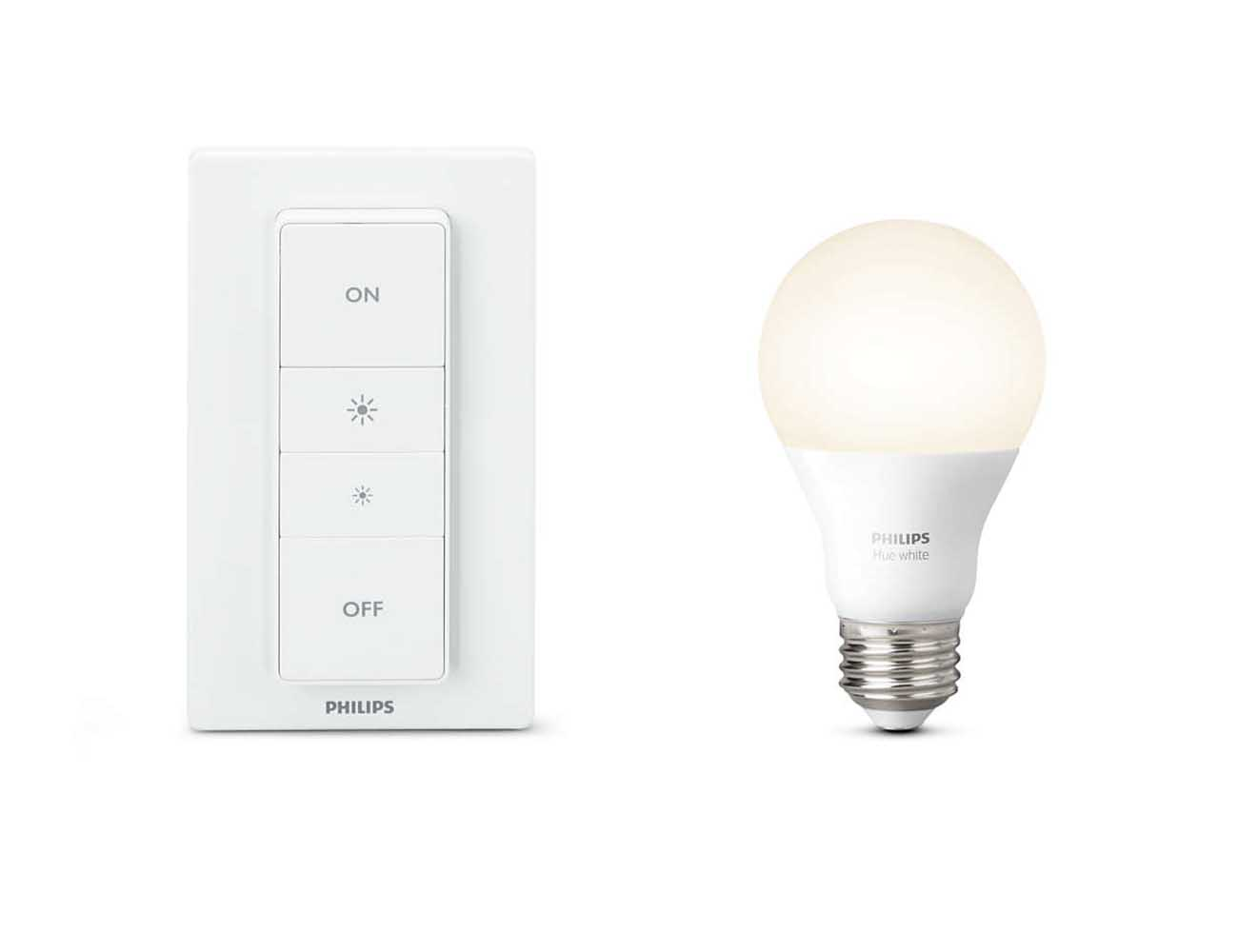 philips hue with wireless dimming gadget flow. Black Bedroom Furniture Sets. Home Design Ideas