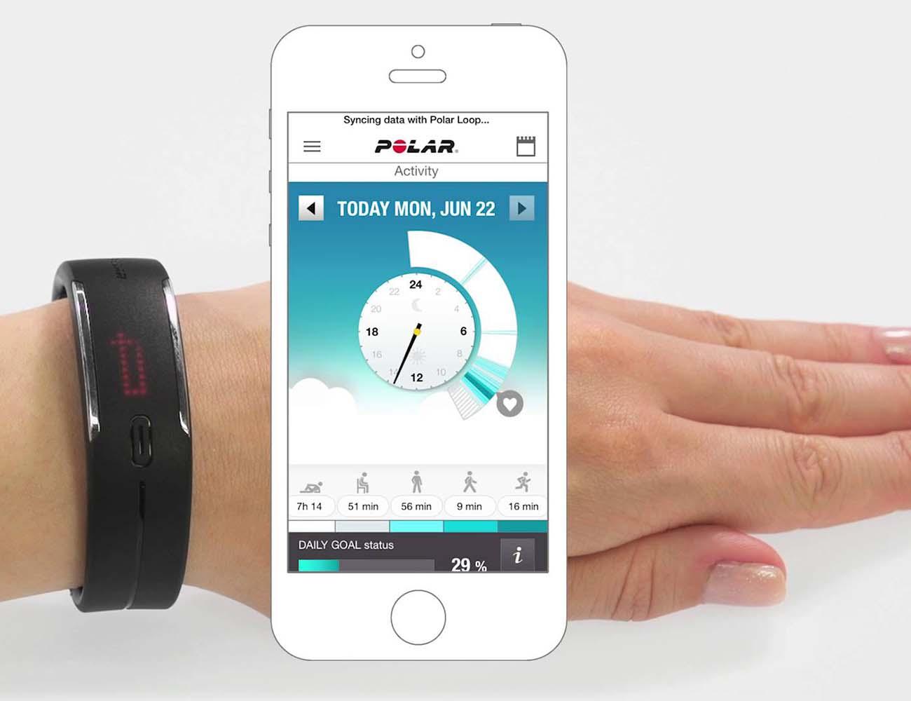 Polar Loop 2 Stylish Activity Tracker