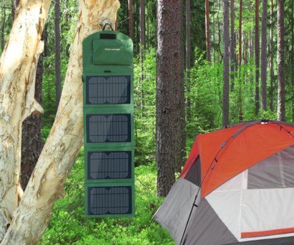 ReVIVE ReStore RA 4 – 14 Watt Folding Solar Charger