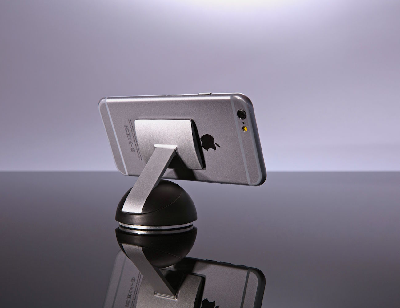 S1 360° Swivel Mount – MicroSuction Phone Dock