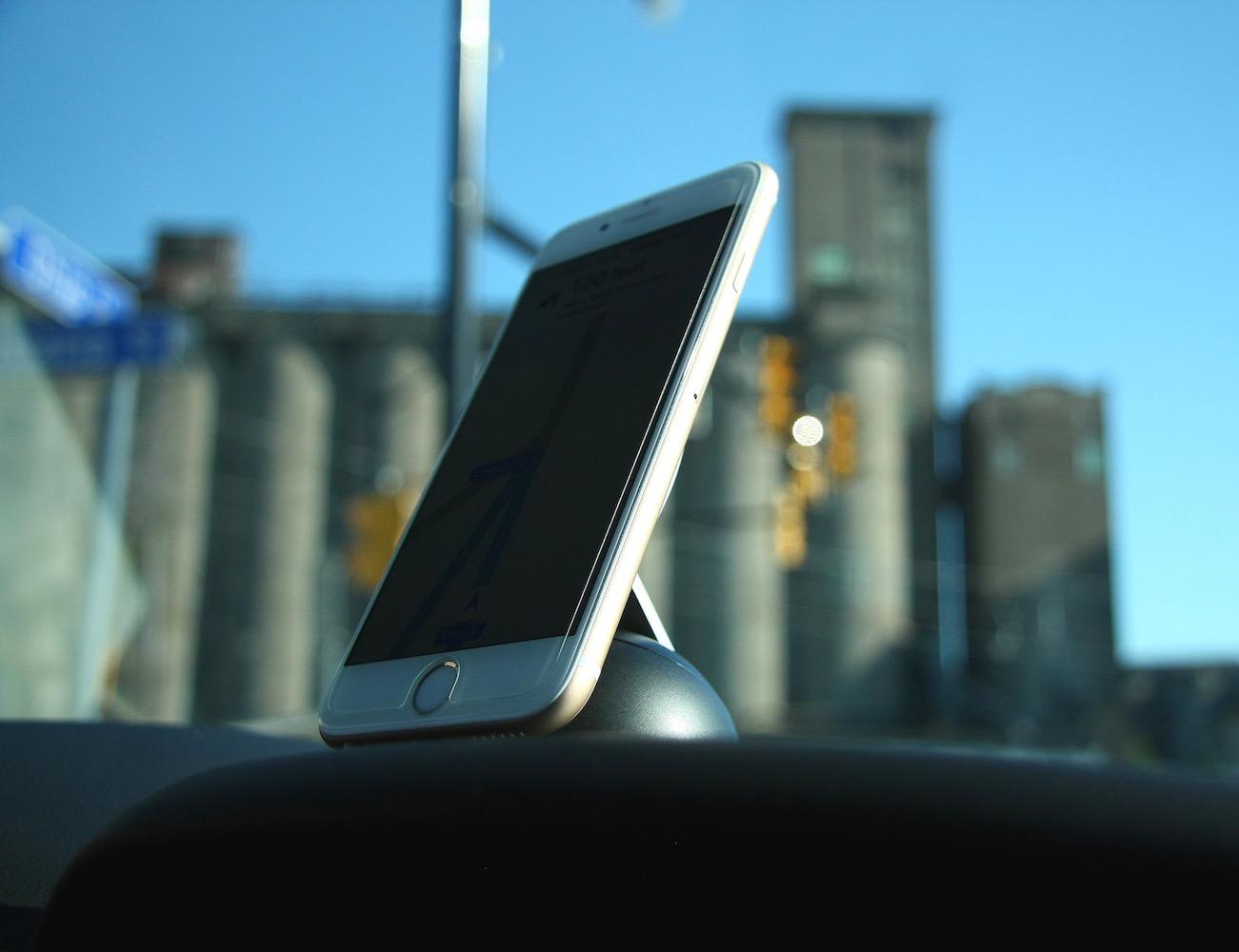 S1 360° Swivel Mount – MicroSuction Phone Dock
