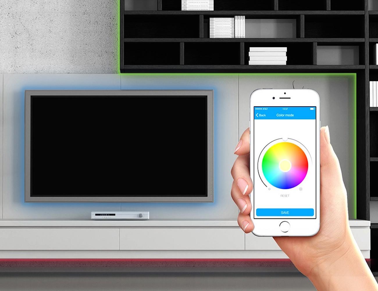 Satechi Bluetooth RGB LED IQ Strip