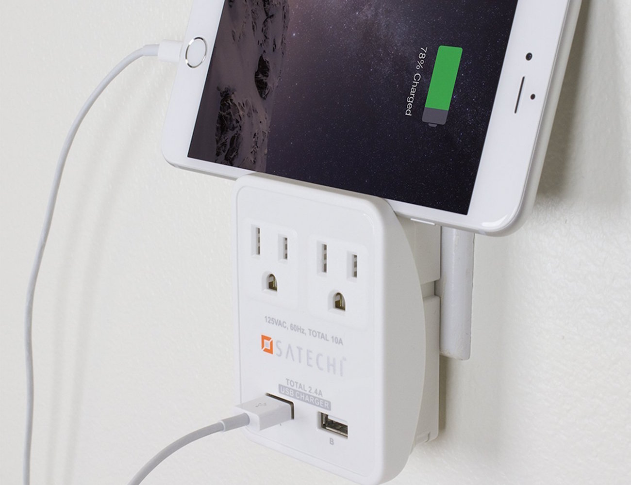 Satechi Dual Compact USB Travel Charger