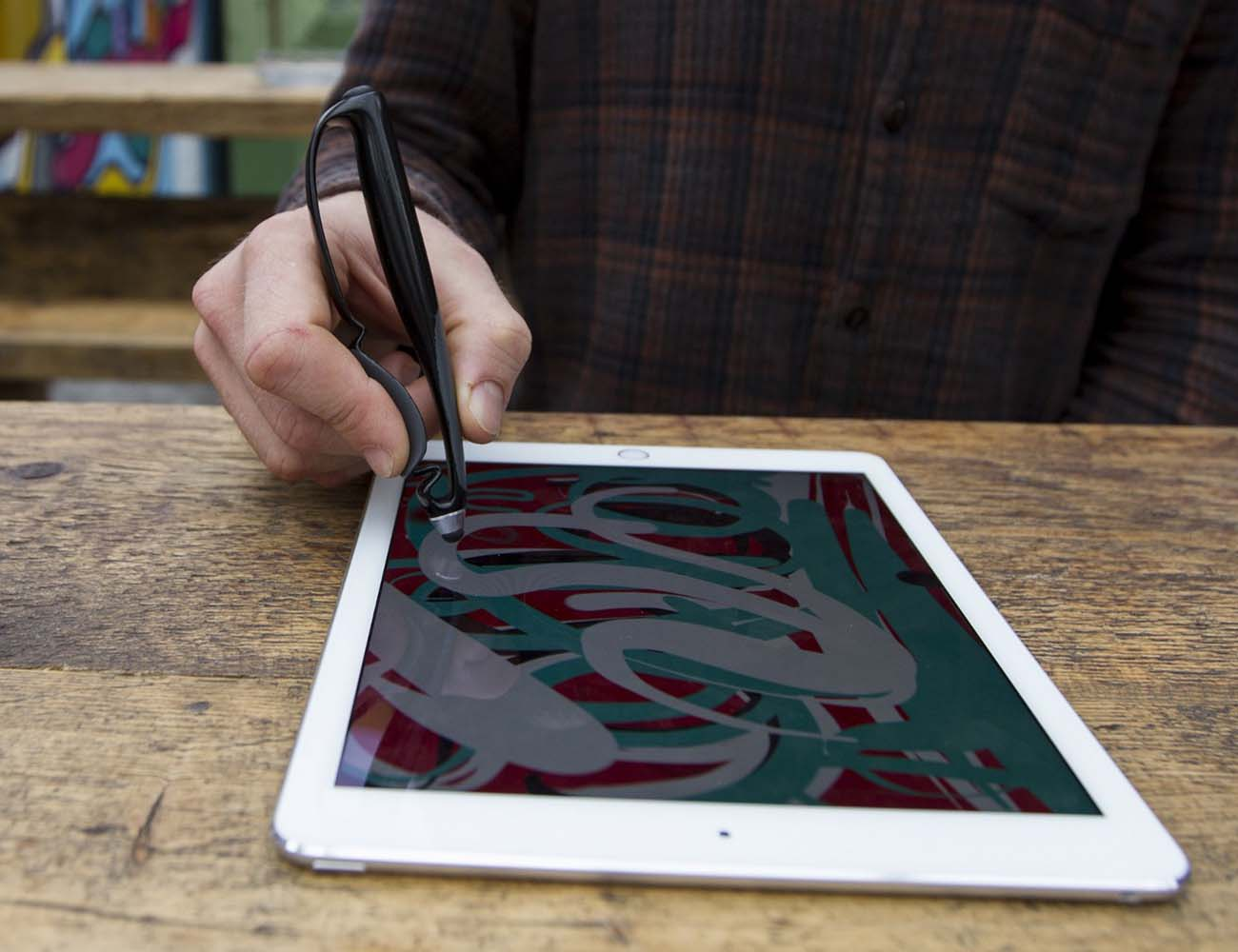 Scriba – The Stylus Reinvented