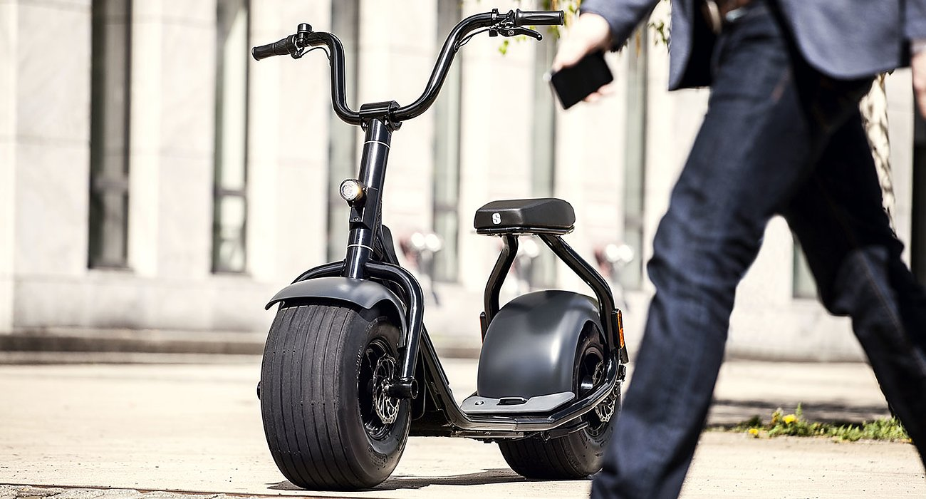 Scrooser Scooter
