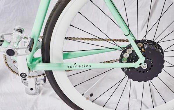 Adding CydeKick to Your Bike Provides Pedal-Generated USB Power