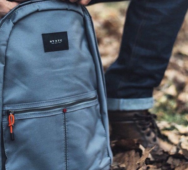 The+Bedford+Grey+Backpack
