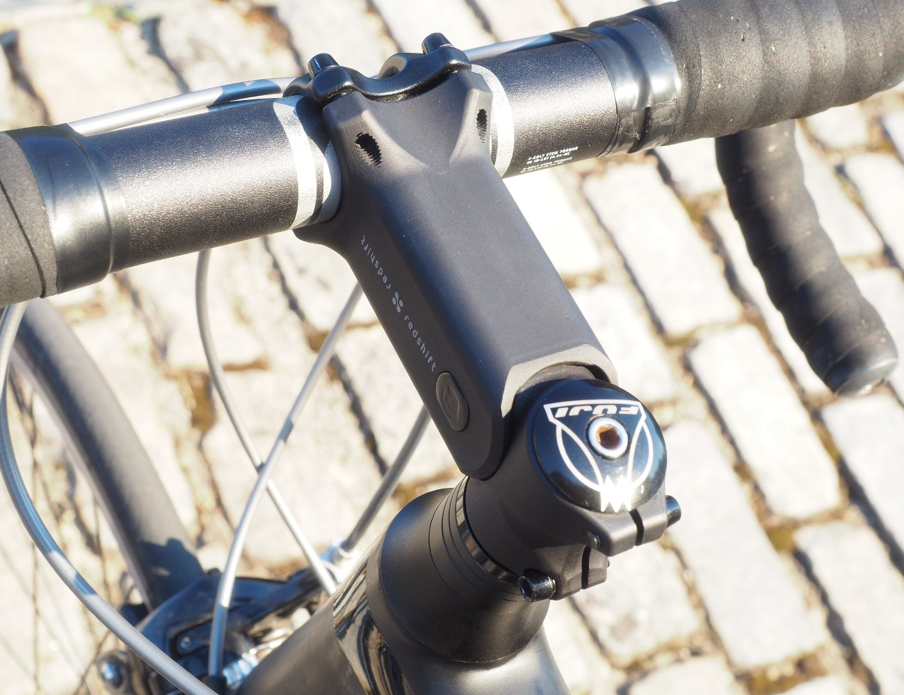 ShockStop, the Shock-Absorbing Bike Stem