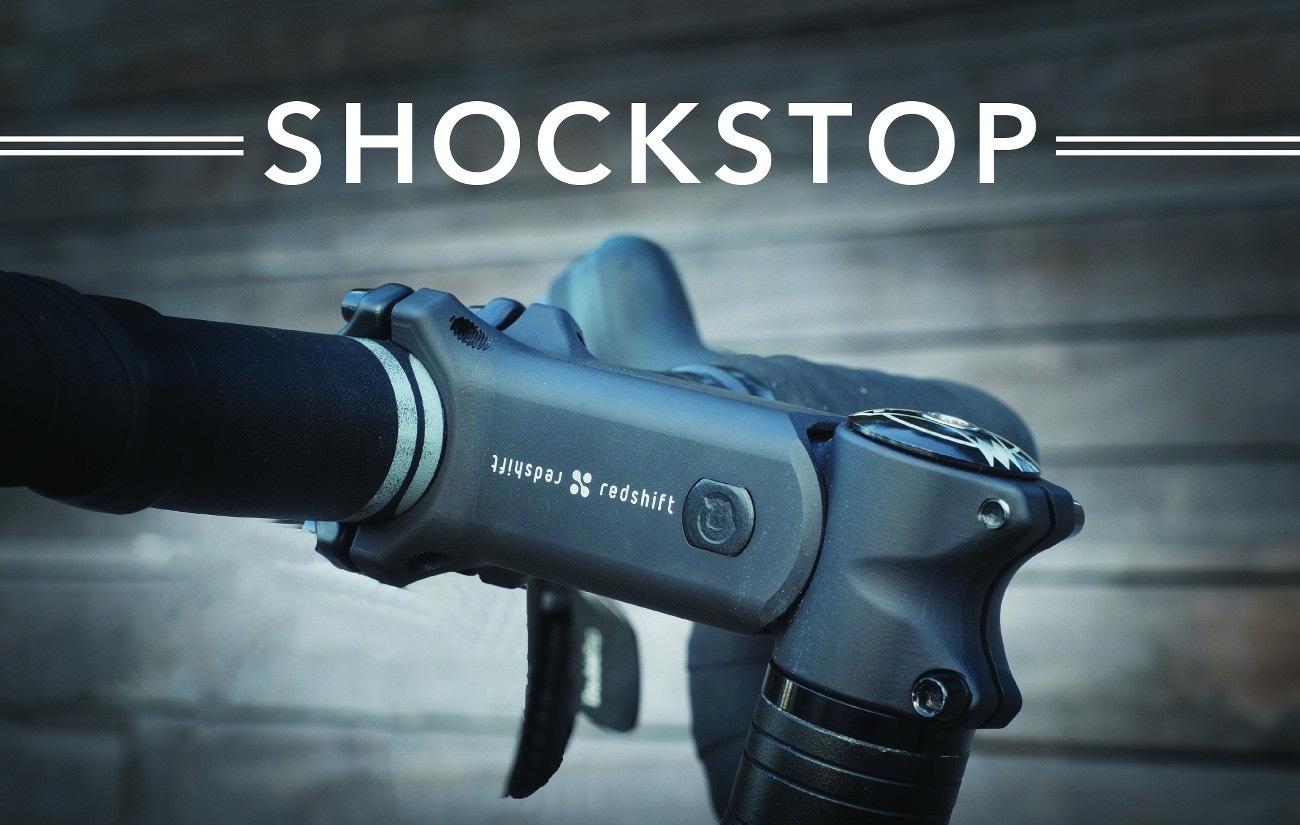 ShockStop, the Shock-Absorbing Bike Stem
