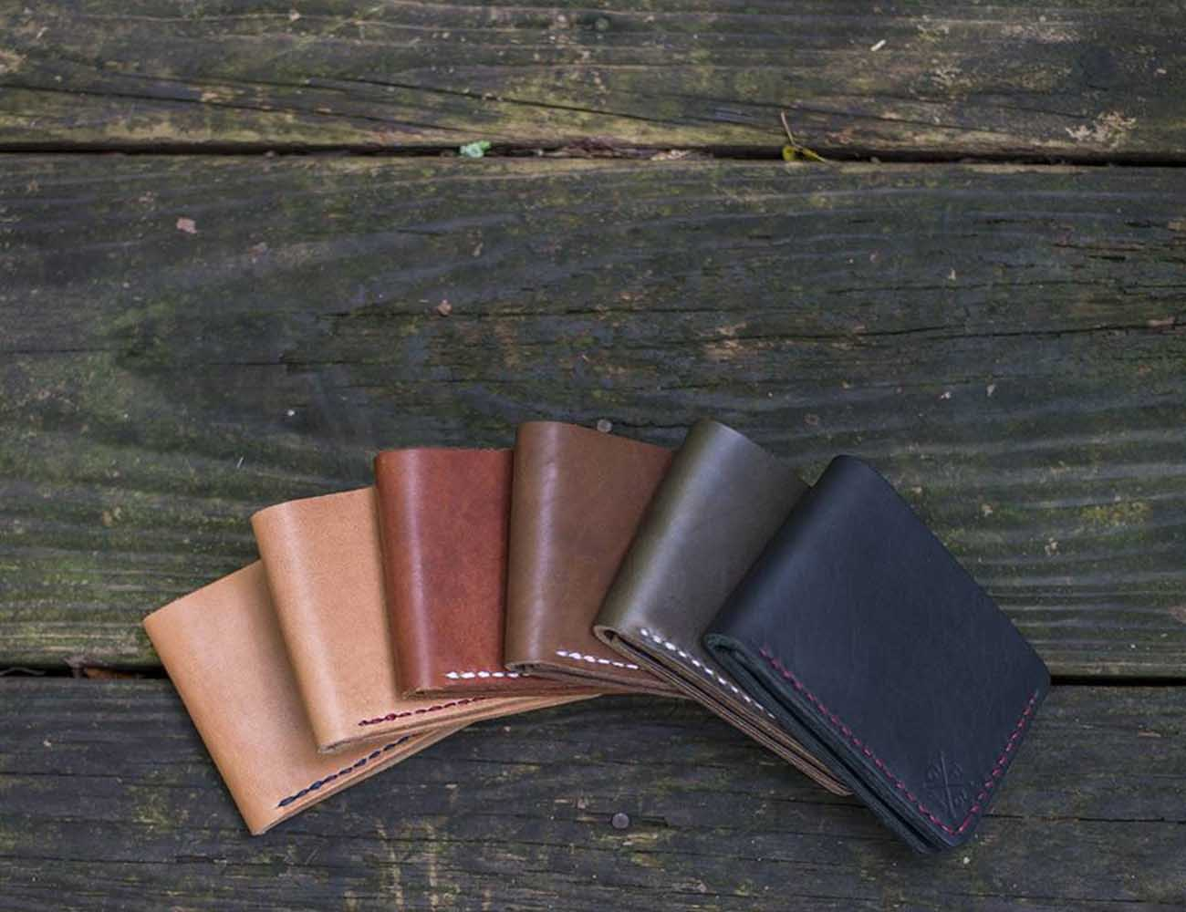 The Standard Wallet – Bi-Fold Design For 12-14 Cards